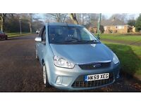 2010 Ford Focus C-max TITANIUM, DIESEL, Full Service History, 1 Year Mot, Immaculate, Hands Free Kit