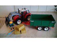 Playmobil Tractor