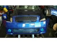 Citroen c2 Bumper
