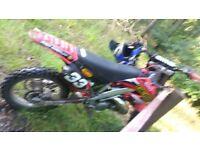 Honda cr 250 2000