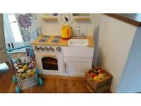 John Lewis toy kitchen