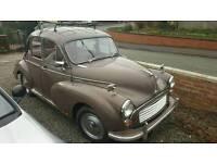 Morris Minor 1000 1968 4 Door