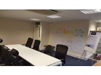 Large Meeting/Training room to rent in Chiswick near SKY