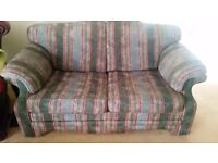 3 Seater settee, 2 Seater settee and chair