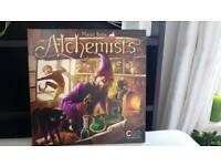 Alchemists Boardgame