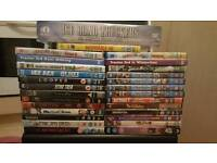 DVD's Movies Lots