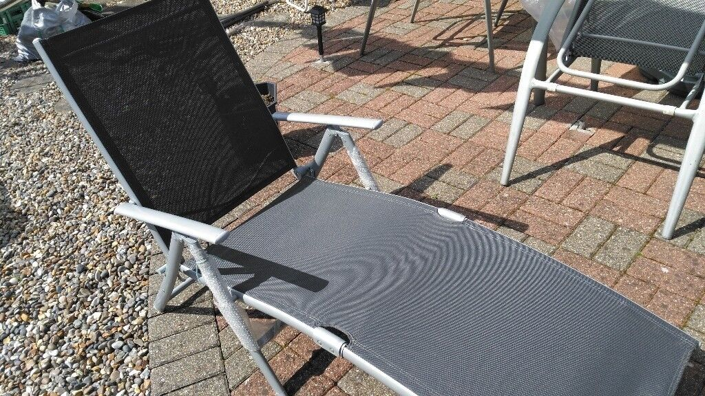 Lightweight Sun Lounger In Great Yarmouth Norfolk Gumtree
