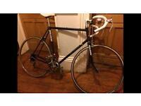 Raleigh Pursuit road racing bike