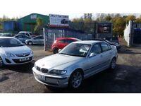 2002 (02 reg) BMW 2002 2.9 4dr Saloon for £1295 MOT'D TILL 17/11/2017 Sold with 12 months mot