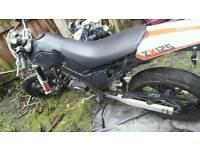 Road Bike/ motorbike 125 Sfm zx
