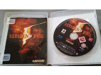 Resident Evil 5 Playstation 3