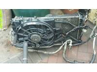 Vauxhall vectra b radiator