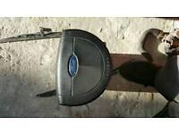 Ford fiesta mk6 steering wheel airbag