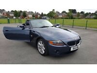 Bmw Z4 2.2i Convertible 55Plate