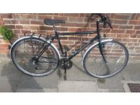 "DISCOVERY COVENTRY EAGLE 700C CITY BIKE - 10 SPEED FRAME 20"" FULLY WORKING"