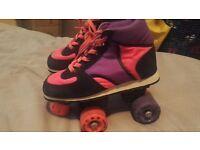 Girls skate size 33