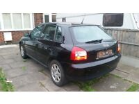 Audi A3 SPECIAL EDITION 5-door 1.6 patrol manual 220k full service history with mot 1 owner
