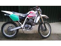 Honda XR400,
