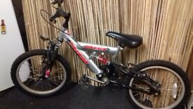 Boys bike good condition