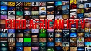 Euro-African IPTV Service