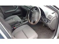 2002 Audi A4 1.9TDI 130 Sport, 12 months MOT,