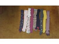 9 girl tights 2-3-4 years part 2