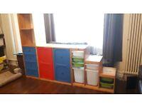 Ikea Trofast children's furniture units