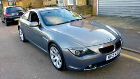 BMW 630i SMG 2owner mind condition