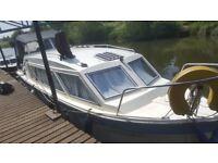 Viking 26ft River Cruiser / Beautiful Mooring Location /