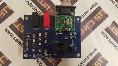 Dallas Semi Maxim Ds1870 Evaluation Kit Board - Rf Power Control Ds3900