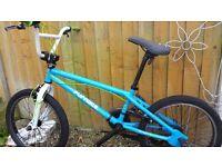 BMX bike. Furnace X rated