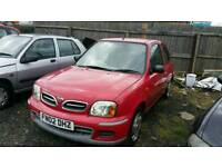 NISSSAN MICRA 1.0 PETROL , , GOOD RUNNER , , CHEAP CAR