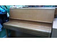 Upright piano FREE ...collection fron central Harpenden