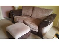 Sofa bed large 2 seater