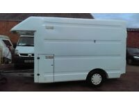 EX BT BOX TRAILER- Mobile workshop/market trader?