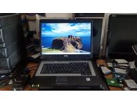 dell inspiron 1300 windows 7 2g memory 80g hard drive wifi dvd drive comes with charger