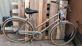 Raleigh Colette Retro Vintage Eroica Classic Kitch Rare Collectable Ladies Town and Country Bike