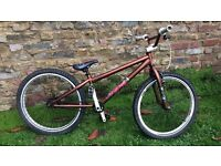 Dirt Jump bike looking at a price of 55 to 70 or swap for pit bike
