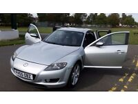 2006 Mazda RX-8 1.3 4dr Long mot, Hpi clear