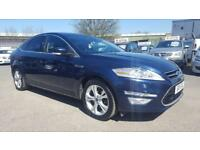 FORD MONDEO 2.0 TDCI 140 TITANIUM X 6 SPEED 2011 / HALF LEATHER HEATED SEATS ...