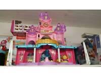 Toot Toot Princess Castle