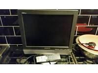 Samsung lcd 15 inch TV