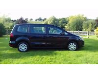 Well-loved 7-seater family car in great condition