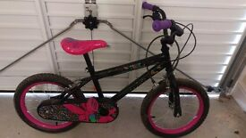 Disney Tinkerbell Kids Bike 16""