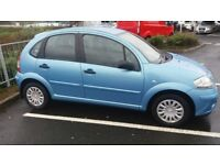 2007 Citroen C3 1.4! 41,000 miles! Full Service History! 1 Year MOT Supplied! Cheap Insurance!