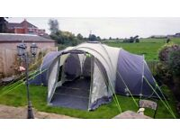 12 man tent excellent condition