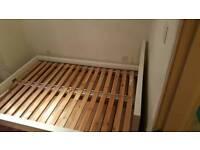 Ikea skorva double bed