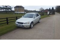 2002 LEXUS IS200 S - AUTOMATIC ** VERY GOOD CONDITION **
