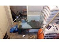 Heavy duty fish tank