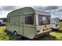 5 berth esprite major caravan for sale